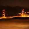"<h2>San Francisco in the Fog</h2> <br/>SF would not be the same without the fog, would it? It's part of the city, like the wind in Chicago. But the wind in Chicago kinda sucks, so I guess that is a bad analogy. Maybe a better one is it's like the water in Venice or the neon in Vegas.<br/><br/>I took this photo from the top of Twin Peaks with a 28-300mm lens. I think it's probably the best spot to take this photo because of the black background behind the bridge. If you shoot it from the other side, then you get the city behind it. Of course, that can be cool too – it's just a different sort of shot.<br/><br/>- Trey Ratcliff<br/><br/><a href=""http://www.stuckincustoms.com/2012/11/01/san-francisco-in-the-fog/"" rel=""nofollow"">Click here to read the rest of this post at the Stuck in Customs blog.</a>"