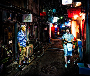 1 AM In Golden Gai
