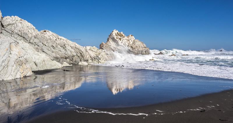 White Rock Reflection