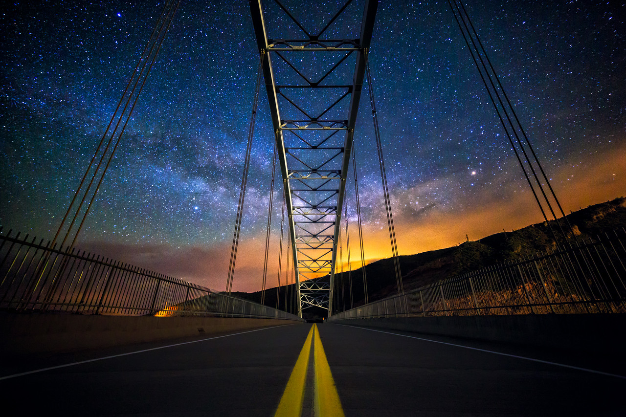 Bridging Earth and Sky