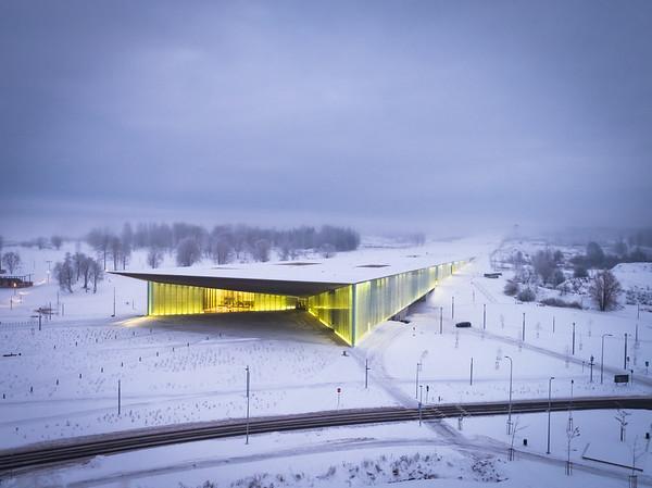 Eesti Rahva Muuseum (ERM) / Estonian National Museum