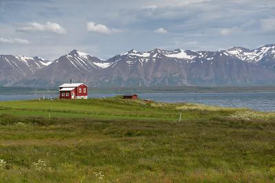 Région d'Olafsjordur