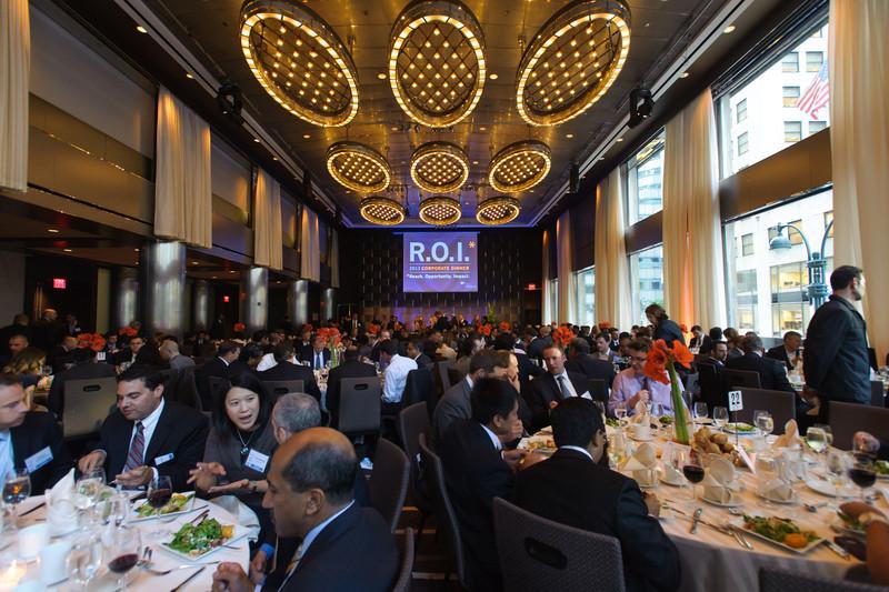 2013 ROI Corporate Partner Dinner, Per Scholas