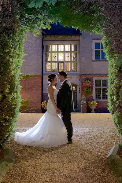 Wedding photography at Plumb Park near Towcester