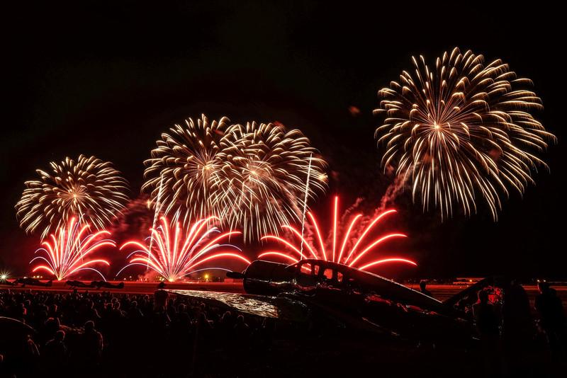 AirVenture 2015 Fireworks-3