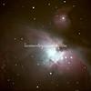Orion Nebula (M42), 11 Oct 2015 - Colorado Springs, CO