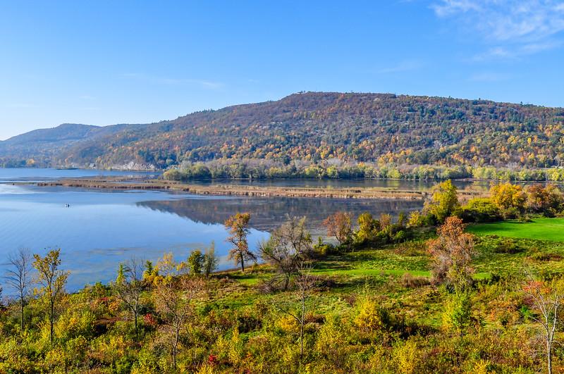 Calm Waters of Lake George