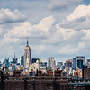 Manhattan Skyline from Brooklyn Bridge (New York)
