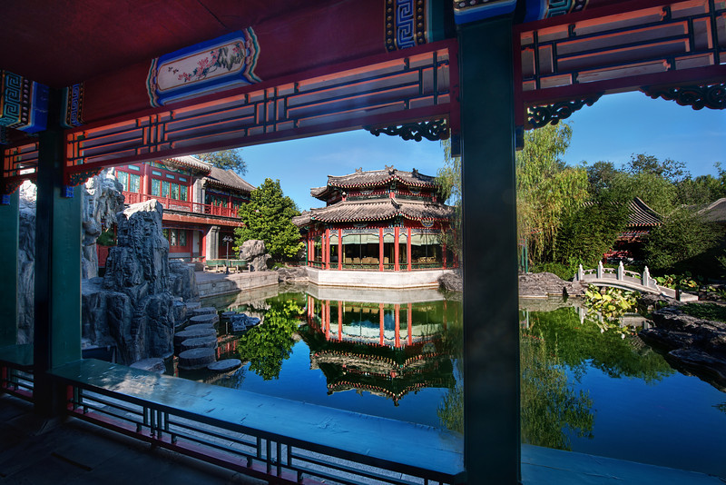 "<h2>Private Gardens in the Forbidden City</h2><br/>On a recent trip to China, I was invited to a private residence inside the Forbidden City.  I had a two-hour tea service that was pleasant and relaxing.  After this, I was allowed to wander the private gardens and inner cloisters for a while.  I took as many photos as I could, and here is one of them.<br/><br/>- Trey Ratcliff<br/><br/><a href=""http://www.stuckincustoms.com/2012/05/21/private-gardens-in-the-forbidden-city/"" rel=""nofollow"">Click here to read the entire post (and see a video of me on TV in China!) at the Stuck in Customs blog.</a>"