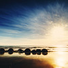 "<h2>Moeraki Boulders at Uber Sunrise</h2> <br/>These Moeraki boulders are awesome in the morning! If you are going to visit this place, I suggest you get online and check a few things:<br/><br/>1) Check the tides. Make sure there will be low tide in the morning.<br/>2) Check the sun position and time for the year.<br/><br/>If you get those two things planned out, then you can go and spend the night there in Moeraki. You don't want to go through all the trouble of getting into position if the conditions are wrong.<br/><br/>- Trey Ratcliff<br/><br/><a href=""http://www.stuckincustoms.com/2013/04/13/moeraki-boulders-at-uber-sunrise/"" rel=""nofollow"">Click here to read the rest of this post at the Stuck in Customs blog.</a>"