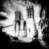 """<h2>Cathédrale Saint-Pierre de Montpellier</h2><br/>We passed this amazing cathedral a few times while walking around Montpellier. It looked great from almost any angle, and I really liked the lines and shapes. That was part of the reason I decided to go with this treatment.<br/><br/>- Trey Ratcliff<br/><br/><a href=""""http://www.stuckincustoms.com/2012/08/24/cathedrale-saint-pierre-de-montpellier/"""" rel=""""nofollow"""">Click here to read the entire post at the Stuck in Customs blog.</a>"""