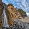 Hug Point ~ Oregon Coast
