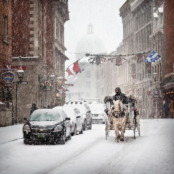 Snow Ride (Montreal)