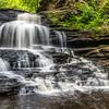 Summer:  Onondaga Falls