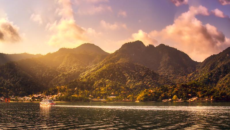 The Island of Itsukushima