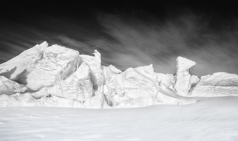 Shapes in Antarctica