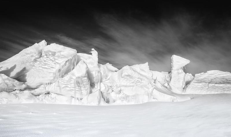 Shapes in Antarctica