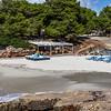 The Beach at Cala Blanca