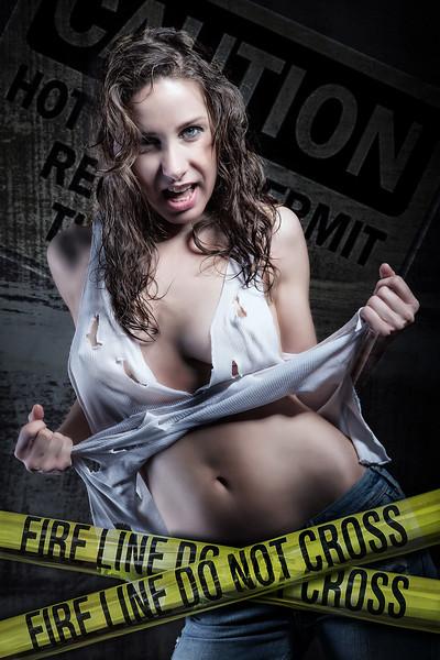 Caution - Hot