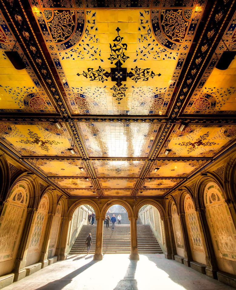 Central Parks Golden Hall
