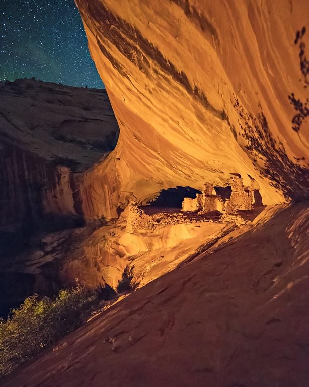 Monarch Cave Ancient Puebloan Ruins