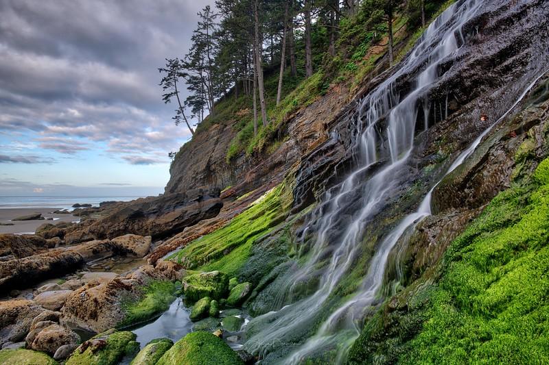 Smuggler's Cove ~ Oregon Coast