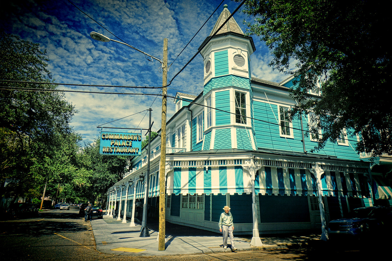 Commander's Palace, New Orleans