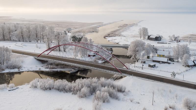 Rannu-Jõesuu sild / Bridge of Rannu-Jõesuu