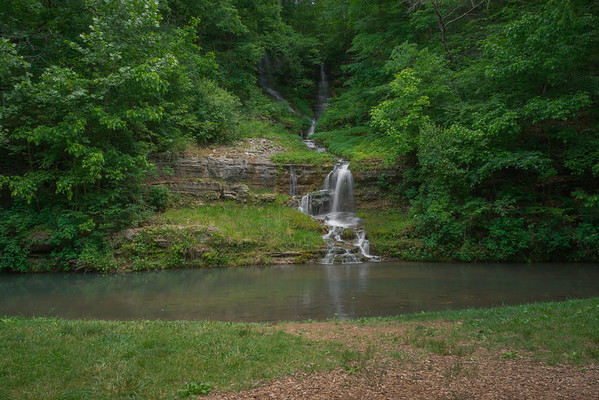 'Falls At Dogwood' ~ Branson, MO