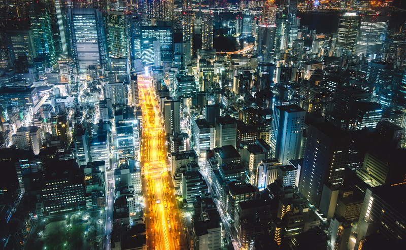 Tokyos Lifeblood