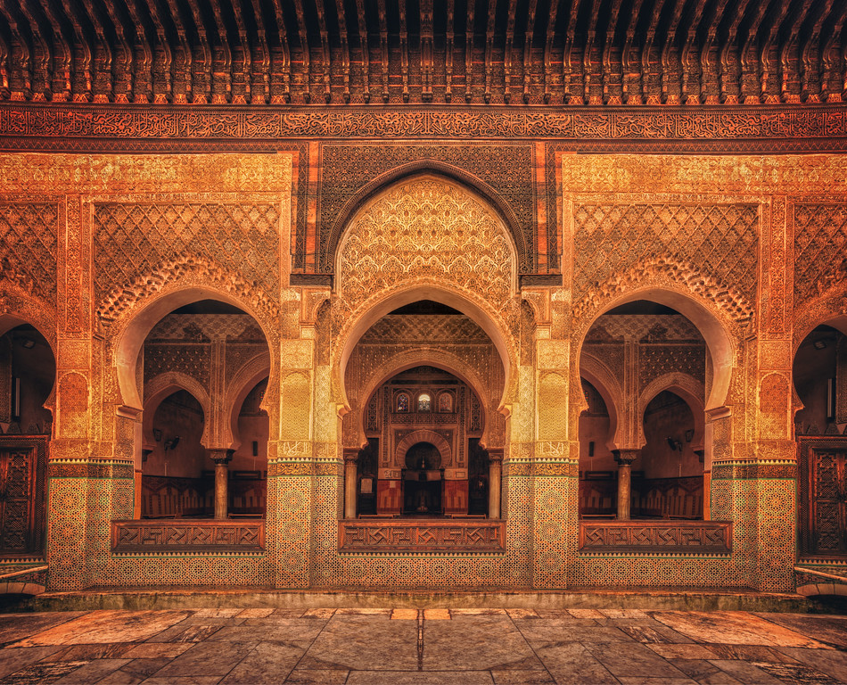 The Intricacies of Morocco