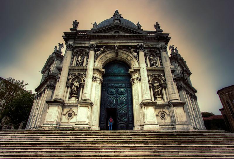 A Grand Entrance