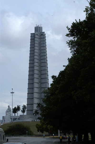 Monument to the Apostle of Cuba Jose' Marti, Plaza of the Republic