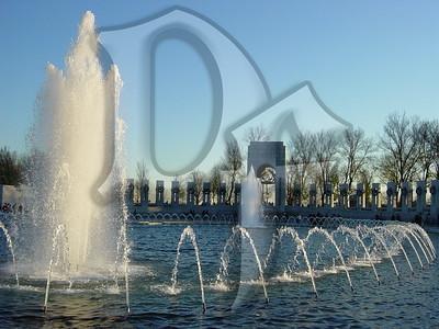 National World War II Memorial, Washington, DC