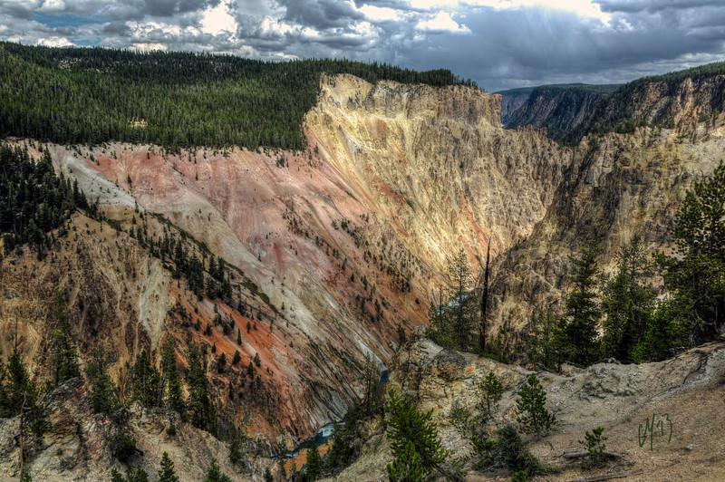 Yellowstone Canyon, 2013
