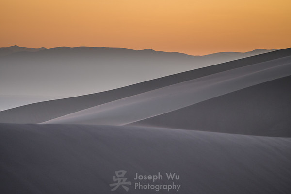 Sunset, Great Sand Dunes NP