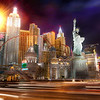 """<h2>New York, New York</h2> <br/>Is it a sad thing to say that one of the most fun things I did in Vegas was walk around by myself and take photos?  Yes, I think that sounds kinda sad.  But it's true!  What a great place for photography.  The lights are insane, the textures are off-the-wall, and everywhere you look is a feast for the eyes.  It's also a real challenge to try to get everything just right in the photo.  With so many light levels working against one another on your sensor, it takes a bit to get it right.<br/><br/>- Trey Ratcliff<br/><br/><a href=""""http://www.stuckincustoms.com/2009/05/04/new-york-new-york/"""" rel=""""nofollow"""">Click here to read the rest of this post at the Stuck in Customs blog.</a>"""