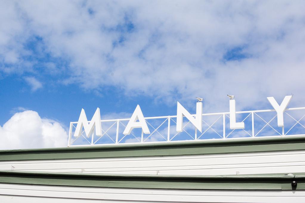 The Manly Beach Ferry Building | Sydney, Australia