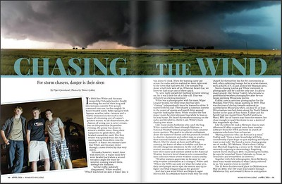 Featured in the Mankato Magazine
