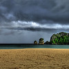 """<h2>The Blue Before the Storm</h2> <br/>This was taken literally five minutes before I got drenched to go under the shade and drink coffee for an hour, stranded with my camera, imagining my panacea of Photomatix later in the day.<br/><br/>- Trey Ratcliff<br/><br/><a href=""""http://www.stuckincustoms.com/2006/09/25/congrats-to-bianca/"""" rel=""""nofollow"""">Click here to read the rest of this post at the Stuck in Customs blog.</a>"""