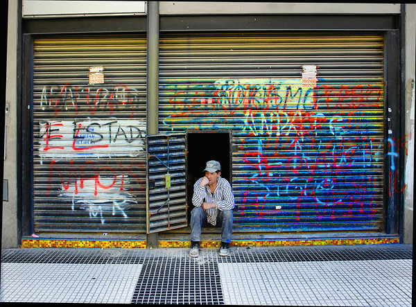 Break, time, Buenos, Aires