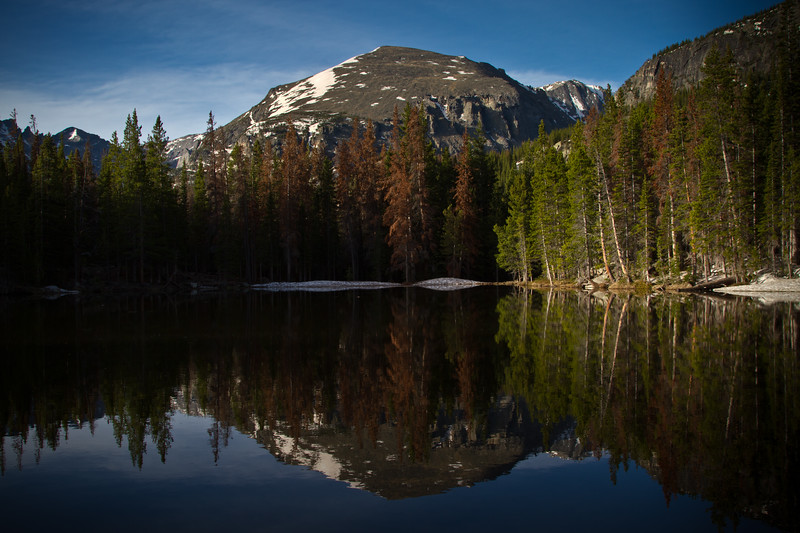Dream Lake, RMNP