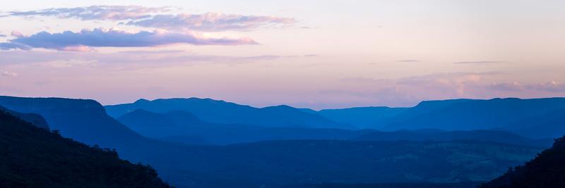 Megalong View