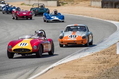 1961 Porsche Abarth of Ranson Webster