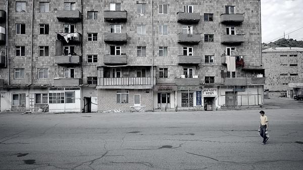 Patrik Aufdenblatten, Armenia