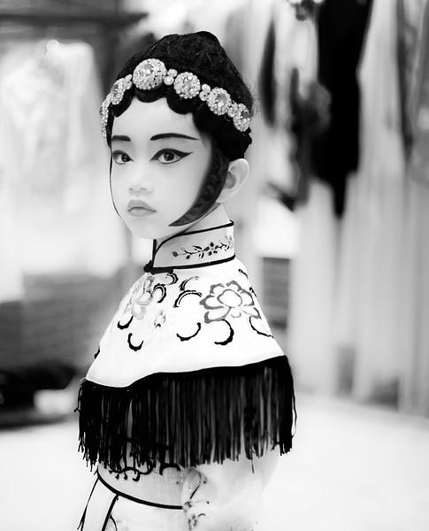 Young Girl in Chengdu