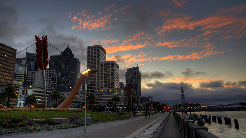 The Embarcadero, San Francisco, CA