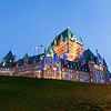 Château Frontenac, in Quebec City