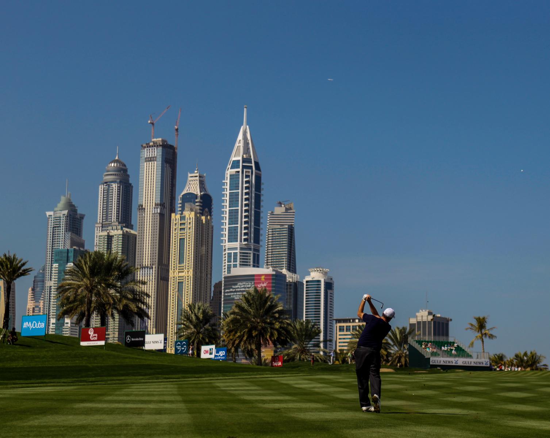 Omega Dubai Desert Classic