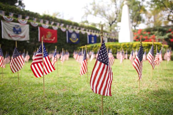 Patriotism Symbolized